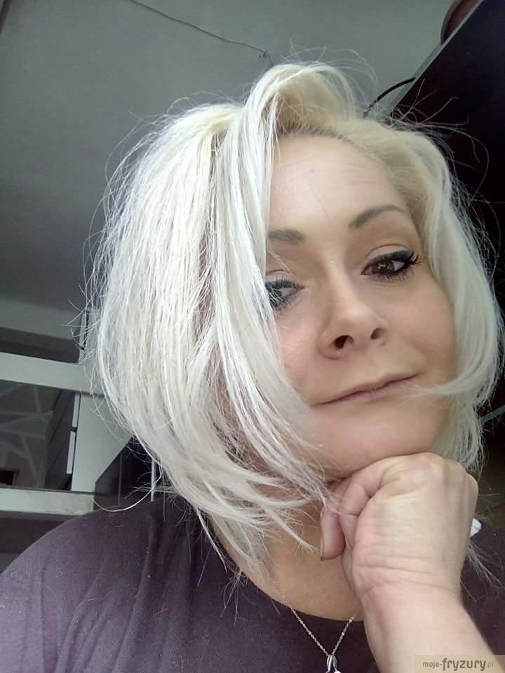 Wasze Fryzury Krótkie Włosyjasny Blond